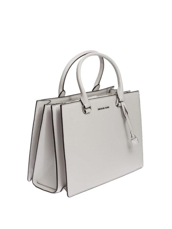 MICHAEL KORS: Handtaschen online - Shopper - Hellgrau