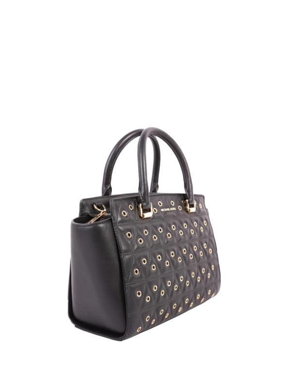 Michael Kors: Handtaschen online - Shopper - Schwarz