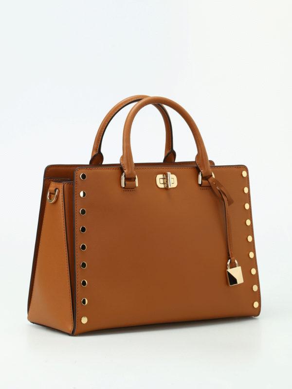 Michael Kors: Handtaschen online - Shopper - Hellbraun