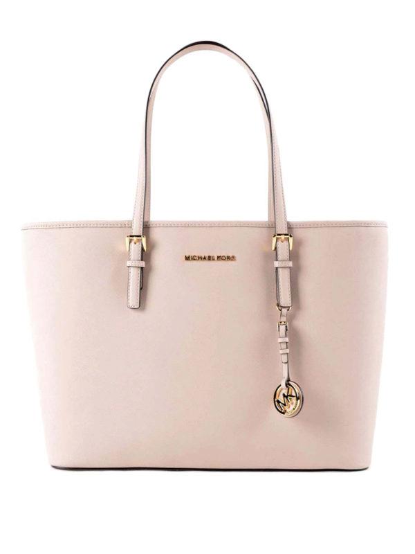 Michael Kors: Handtaschen - Shopper - Hellrosa