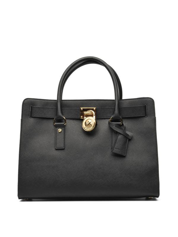 Michael Kors: Handtaschen - Large Hamilton satchel