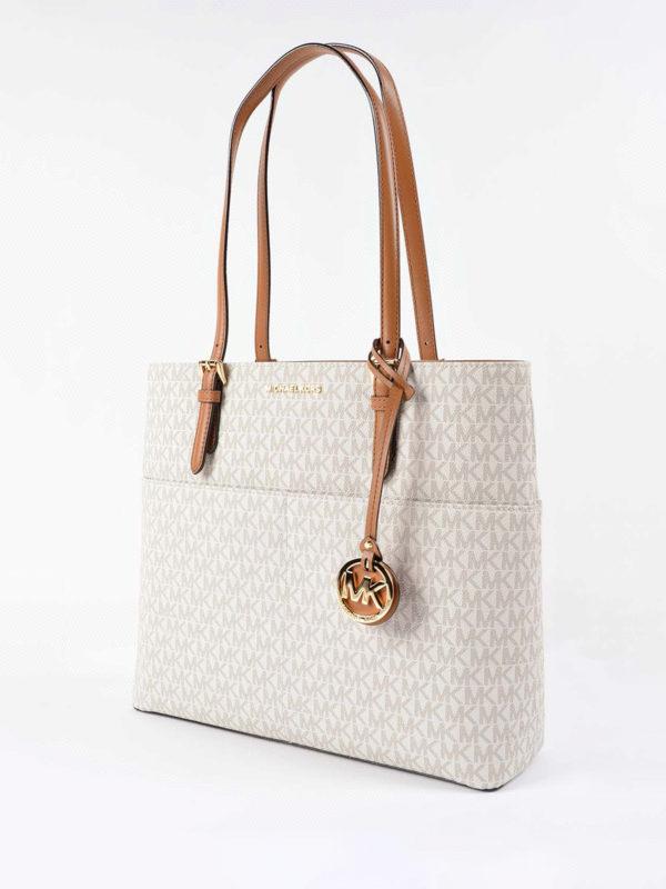 Michael Kors: Handtaschen online - Shopper - Weiß