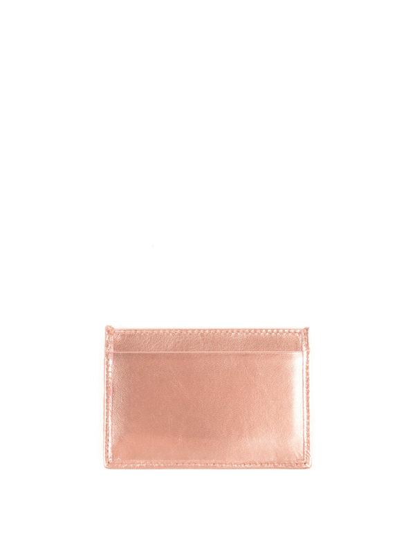 MIU MIU: Portemonnaies und Geldbörsen online - Portemonnaie - Pink
