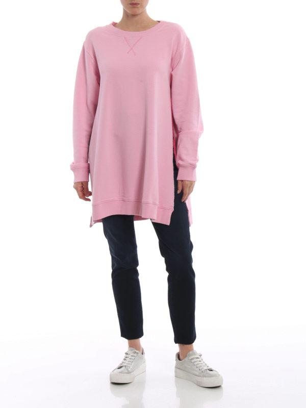 MM6 MAISON MARGIELA: Sweatshirts und Pullover online - Sweatshirt - Pink