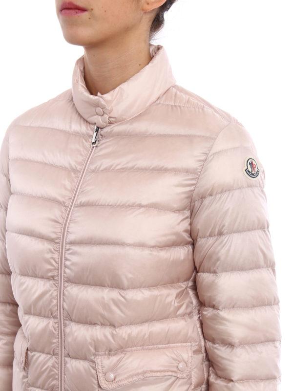 MONCLER buy online Lans light pink puffer jacket