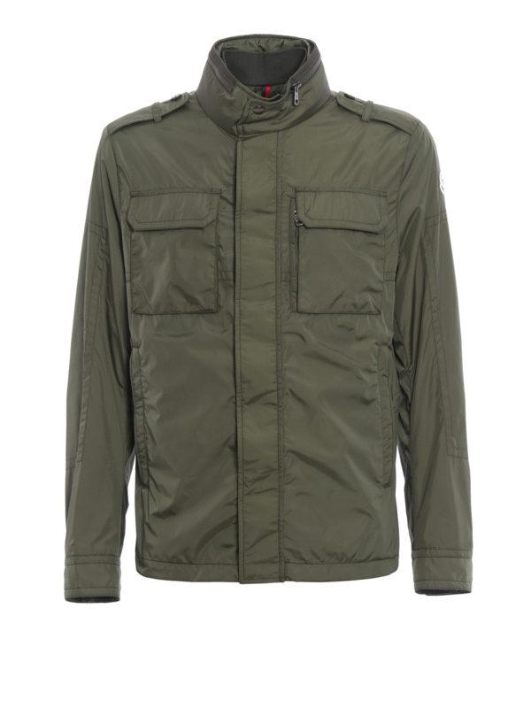 MONCLER: casual jackets - Jonathan water resistant jacket