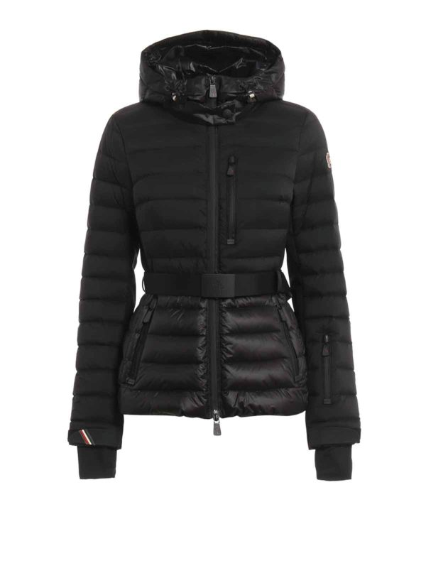 fc356460ac7cc Moncler Grenoble - Bruche padded hooded jacket - padded jackets - B2 ...