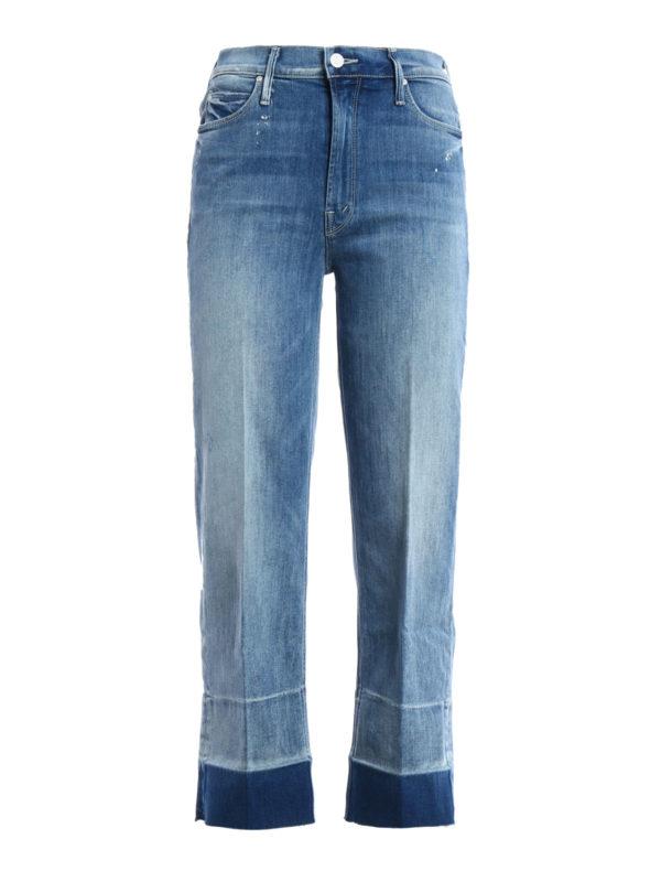 Mother - Undone Hem Maverick jeans - flared jeans - 1994 173DOUBLE TIME