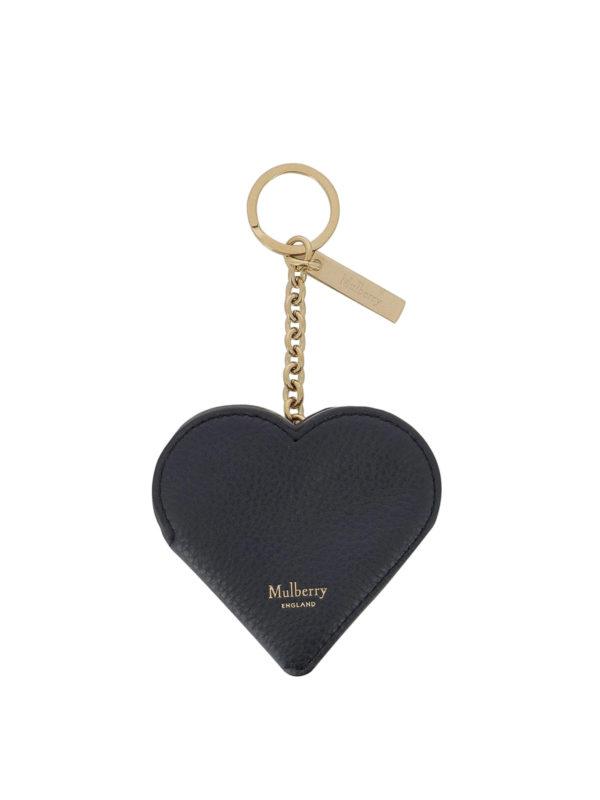MULBERRY: Schlüsselanhänger - Schlüsselanhänger - Dunkelblau