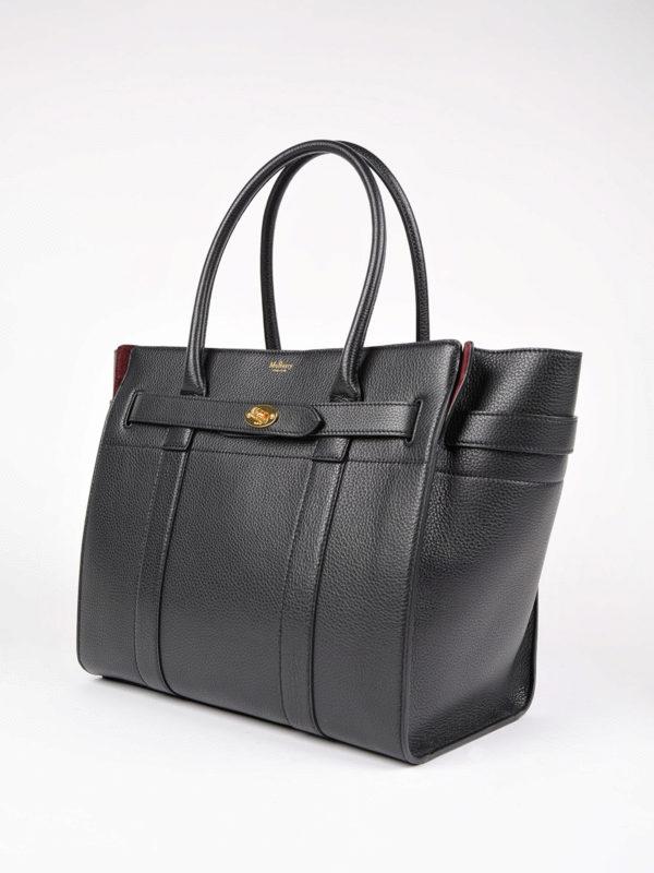 MULBERRY: Handtaschen online - Shopper - Schwarz