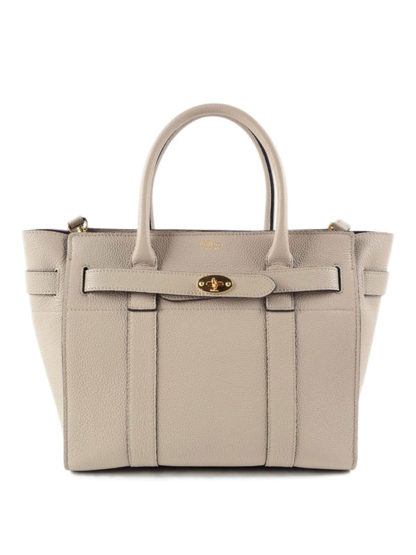 Mulberry: Handtaschen - Shopper - Beige