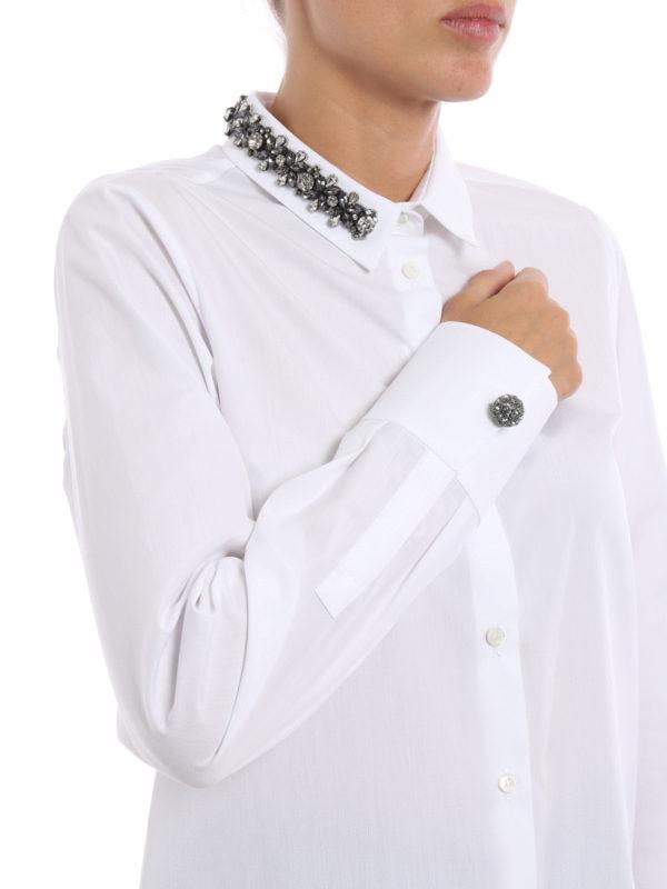 N°21 buy online Hemd - Einfarbig