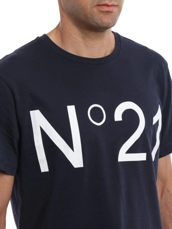 N°21 buy online T-Shirt - Blau