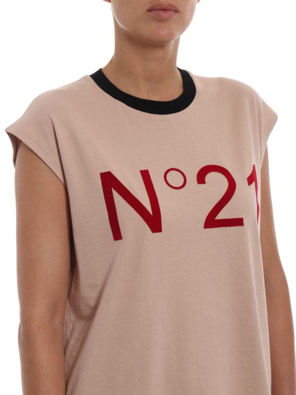 N°21 buy online Top - Nude