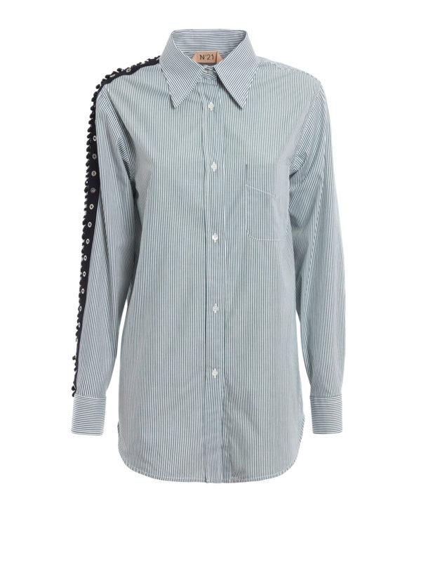 N°21: Hemden - Hemd - Gemustert