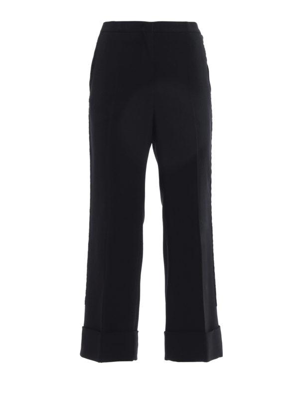 N°21: Maßgeschneiderte und Formale Hosen - Casual Hosen - Einfarbig