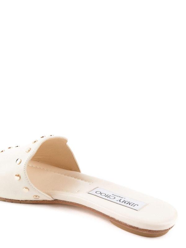 Sandalen - Weiß shop online: JIMMY CHOO