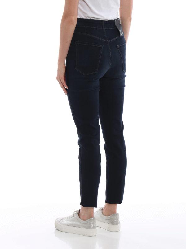 Skinny Jeans - Dunkles Jeansblau shop online: J BRAND