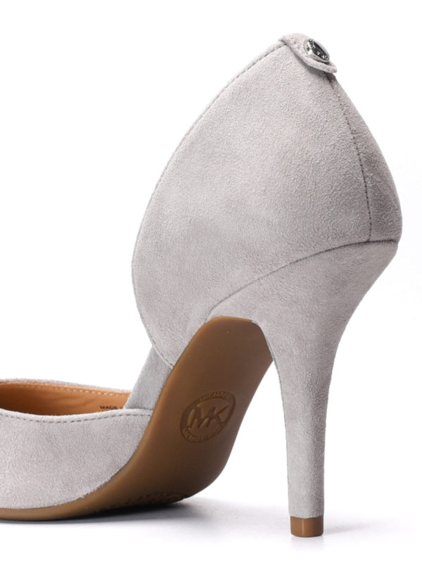 Nathalie Flex suede pumps shop online: Michael Kors