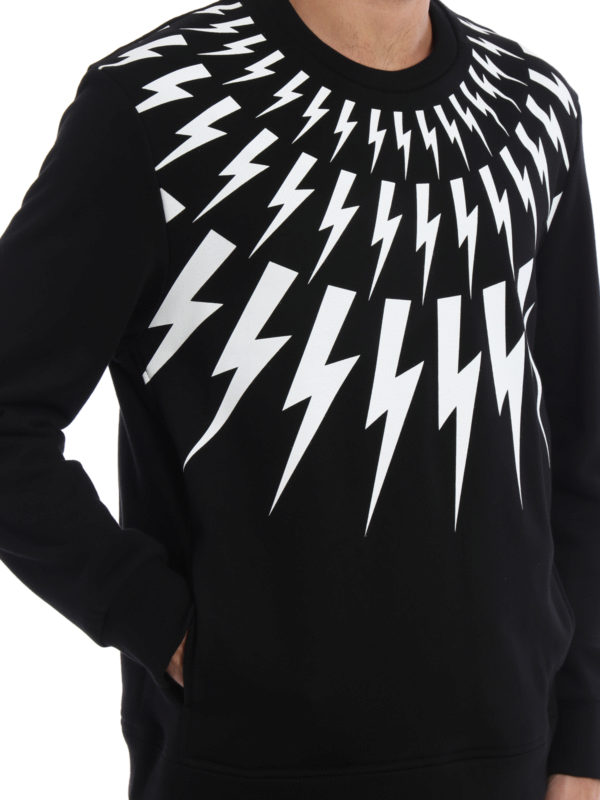 Neil Barrett buy online Sweatshirt - Slim Fit