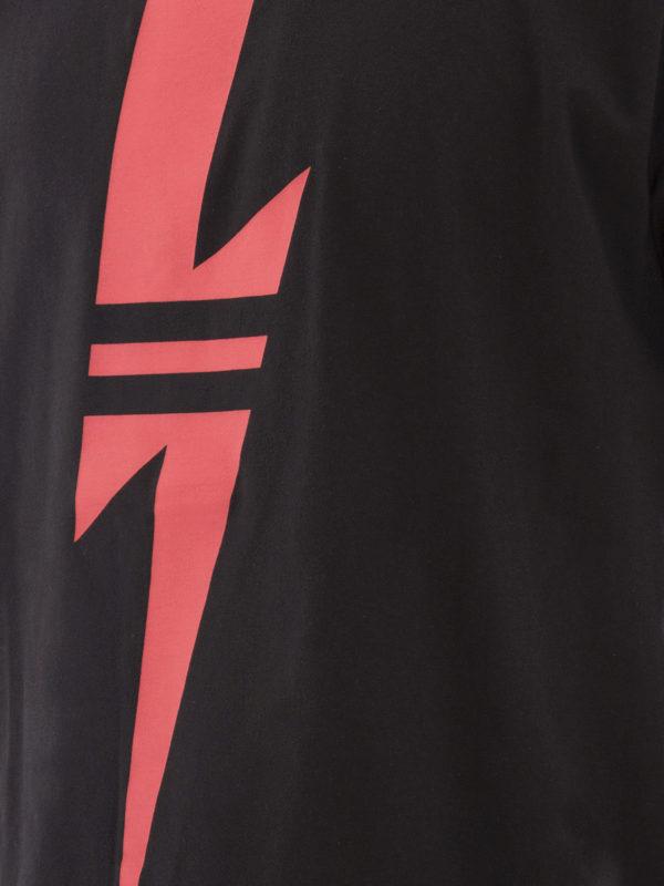 NEIL BARRETT buy online T-Shirt - Schwarz