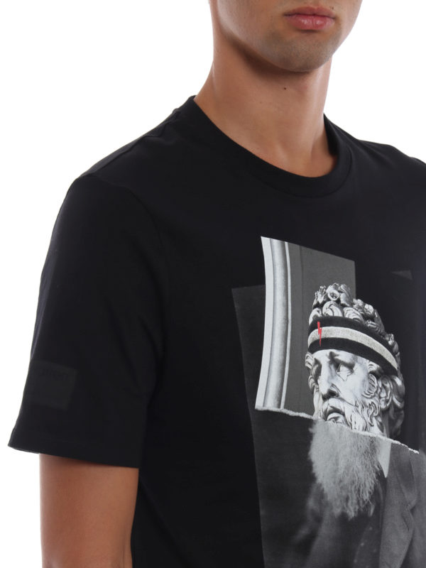 NEIL BARRETT buy online T-Shirt - Slim Fit