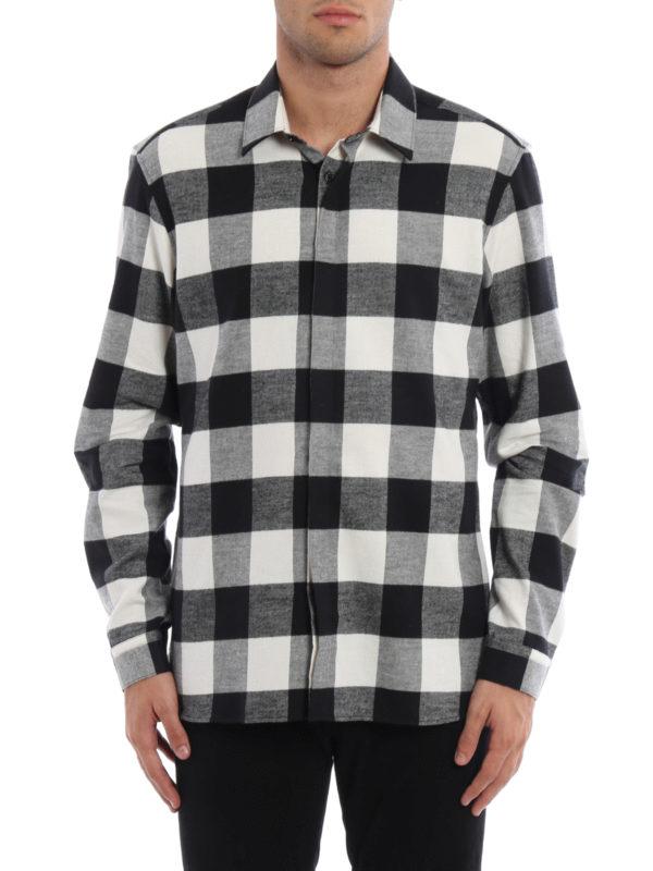 Neil Barrett: Hemden online - Hemd - Slim Fit
