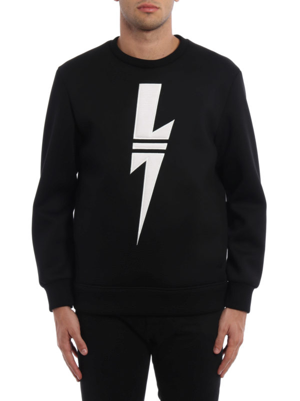 Neil Barrett: Sweatshirts und Pullover online - Sweatshirt - Slim Fit