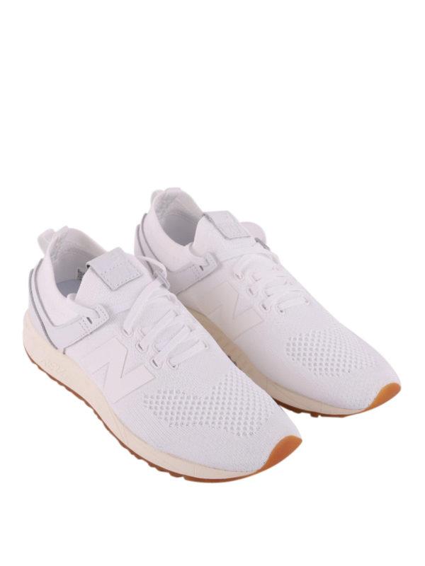 247 Decon white sneakers