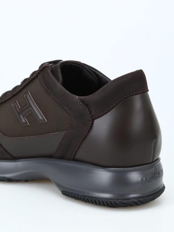 Sneaker - Braun shop online: HOGAN