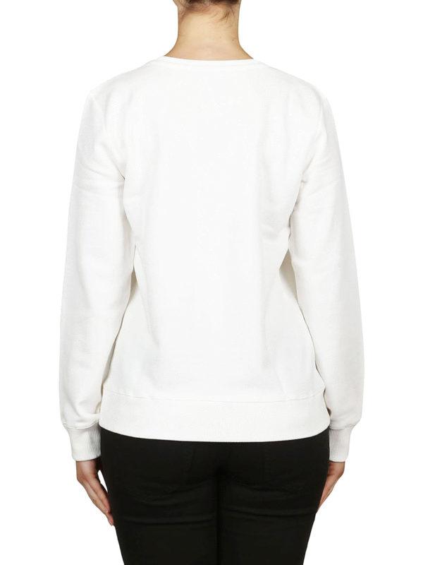 Sweatshirt - Weiß shop online: A.P.C.