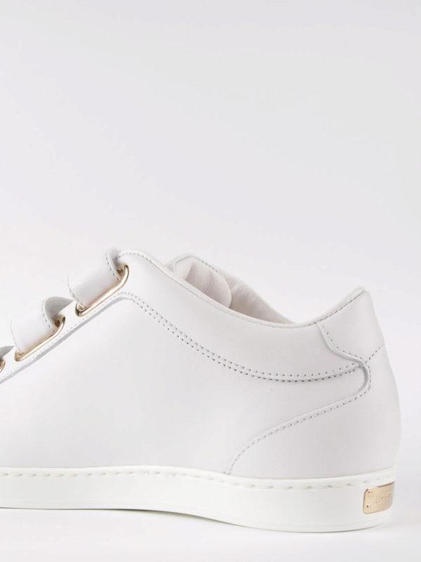 Sneaker - Weiß shop online: Jimmy Choo