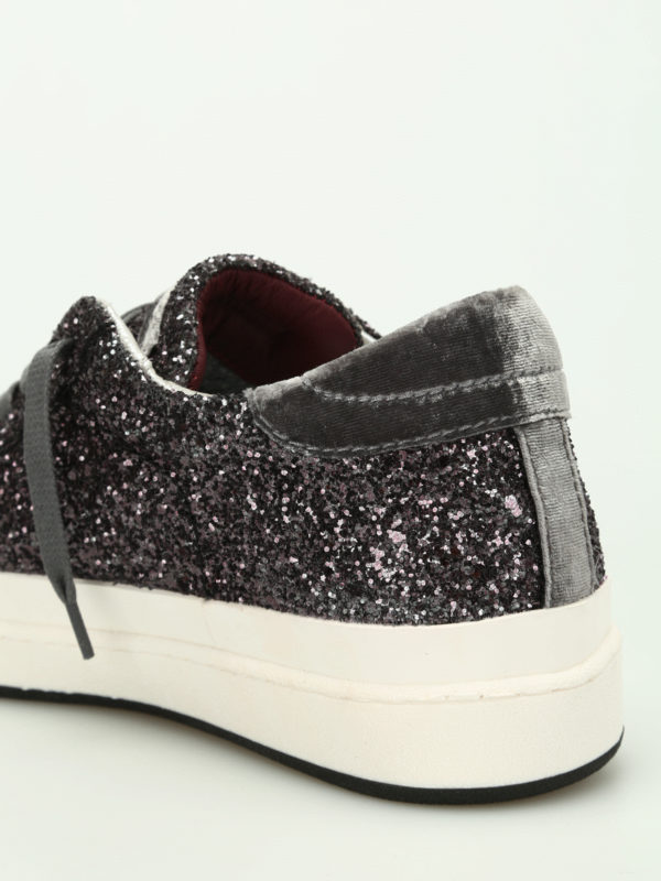 Sneaker - Dunkel-Lila shop online: Philippe Model