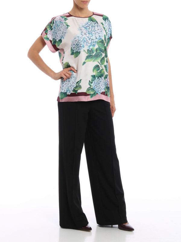 Bluse - Grün shop online: Dolce & Gabbana