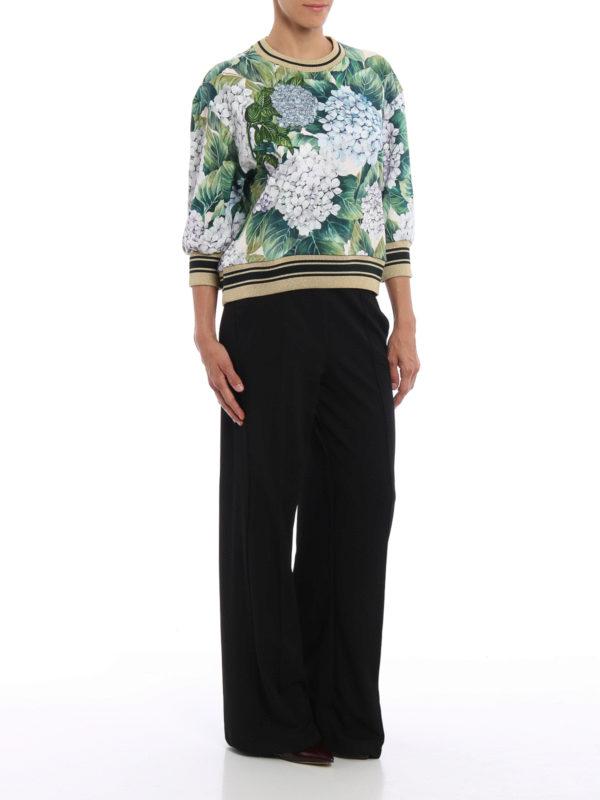 Sweatshirt - Grün shop online: Dolce & Gabbana