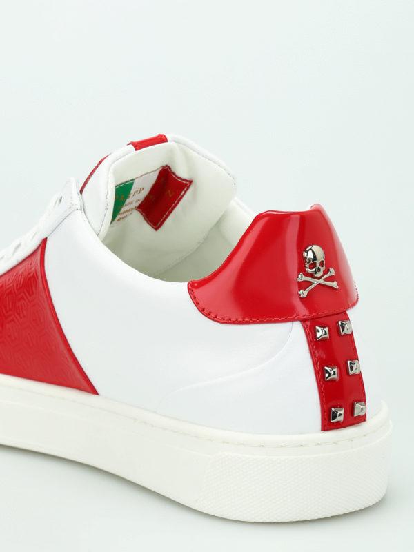 Sneaker - Weiß shop online: PHILIPP PLEIN