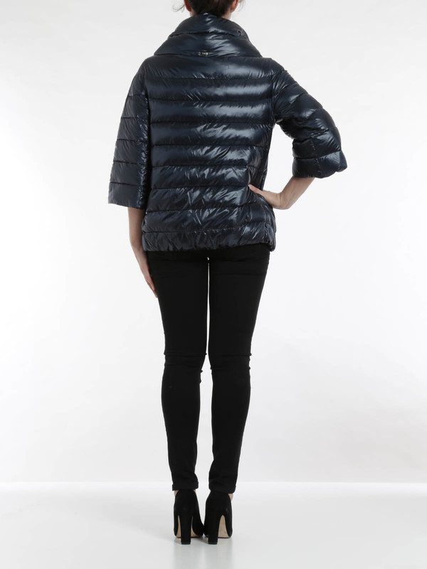 Padded cape shop online: Herno