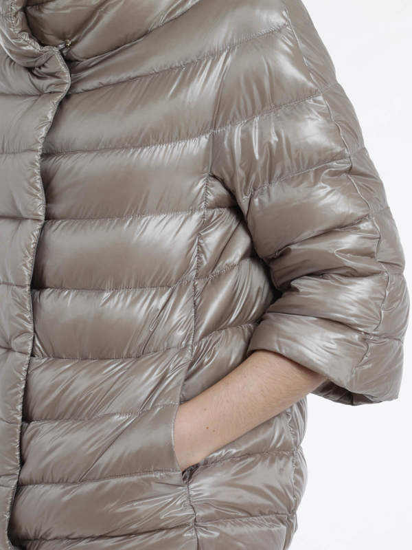 padded jackets shop online. Padded cape