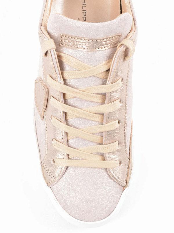 Sneaker - Pink shop online: Philippe Model