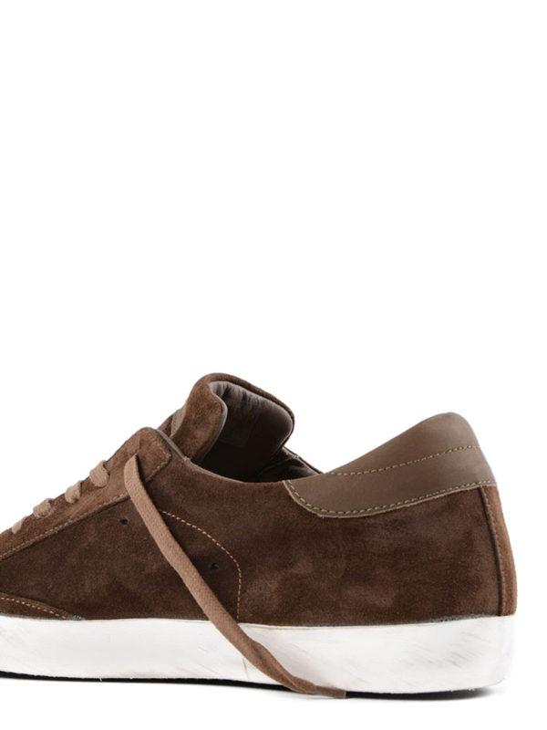 Sneaker - Braun shop online: Philippe Model