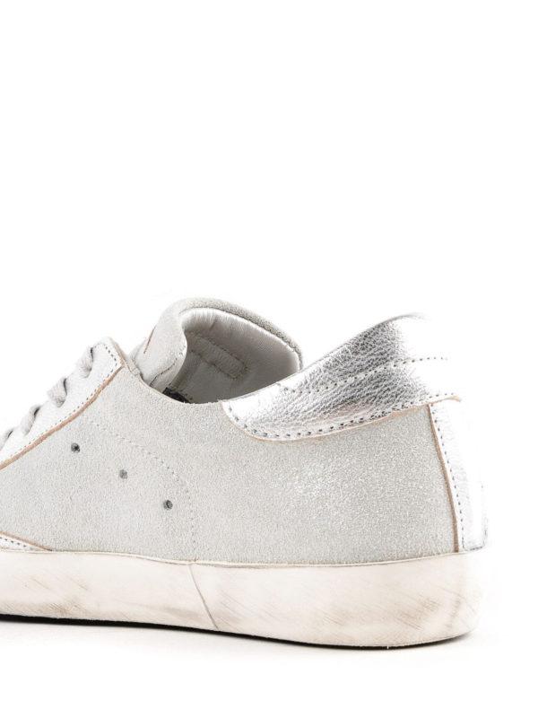 Sneaker - Silber shop online: PHILIPPE MODEL