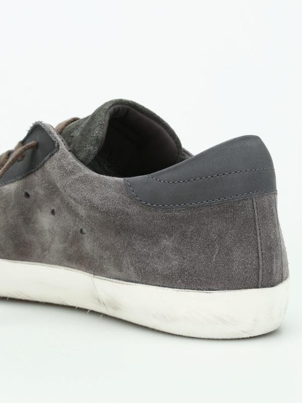 Sneaker - Grau shop online: Philippe Model