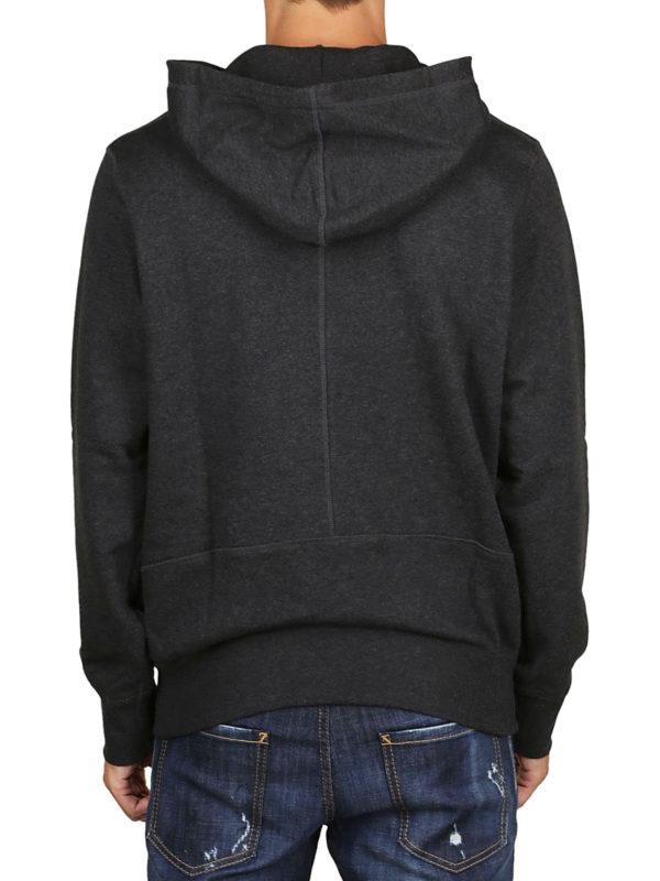 Sweatshirt - Schwarz shop online: ALEXANDER MCQUEEN