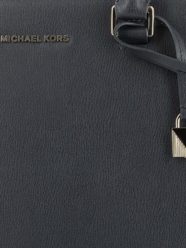 Shopper - Blau shop online: MICHAEL KORS