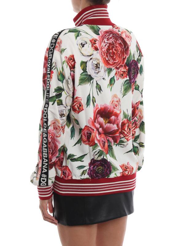Sweatshirt - Gemustert shop online: DOLCE & GABBANA