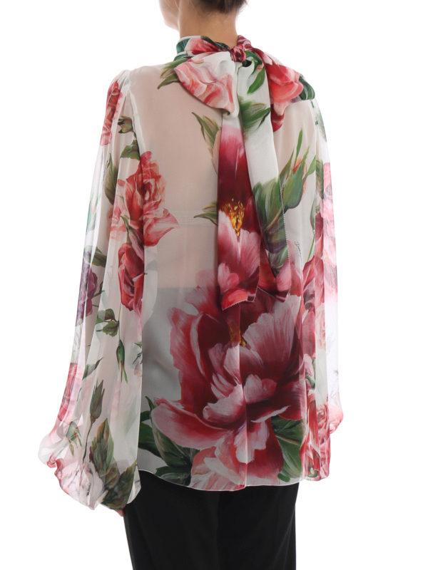 Bluse - Gemustert shop online: DOLCE & GABBANA