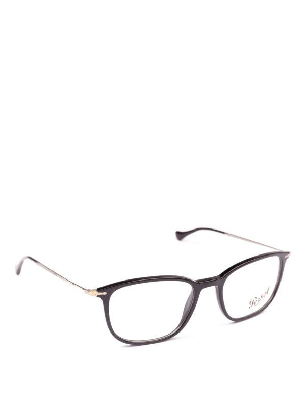PERSOL: Brillen - Brillen - Schwarz