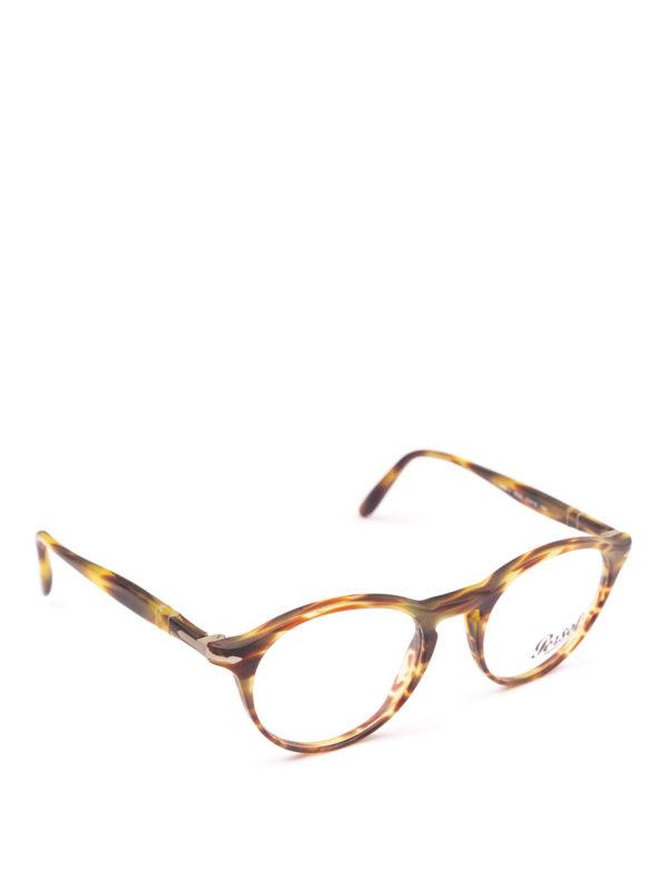 PERSOL: Brillen - Brillen - Hellbraun