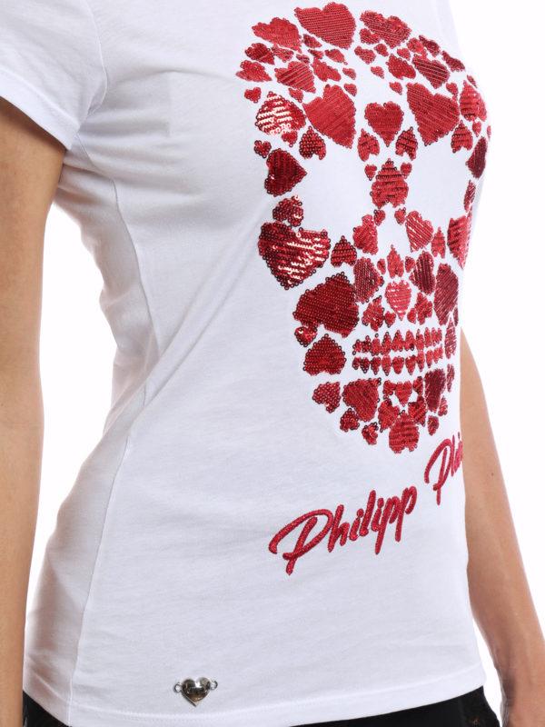 Philipp Plein buy online T-Shirt - Weiß