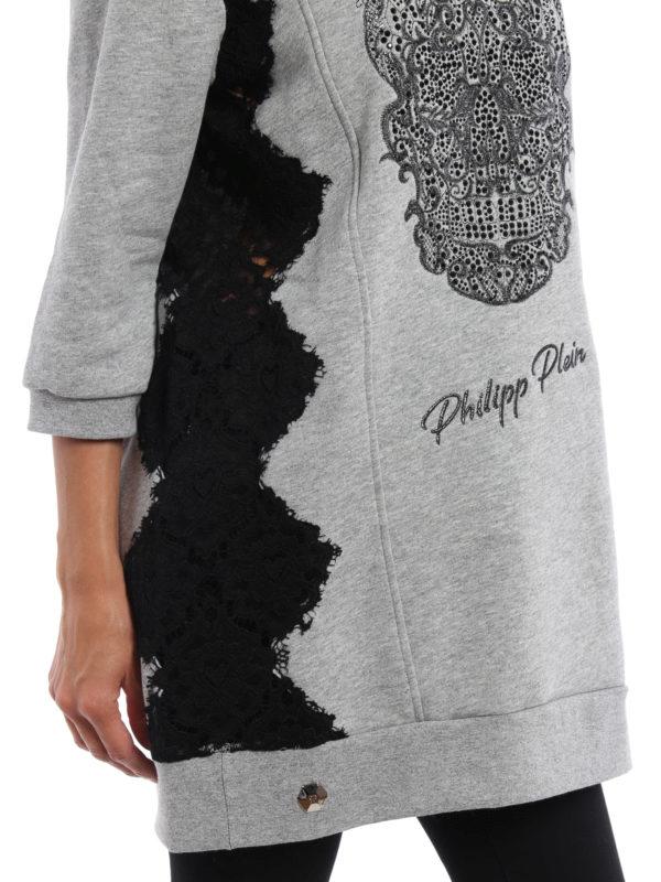 Philipp Plein buy online Sweatshirt - Grau